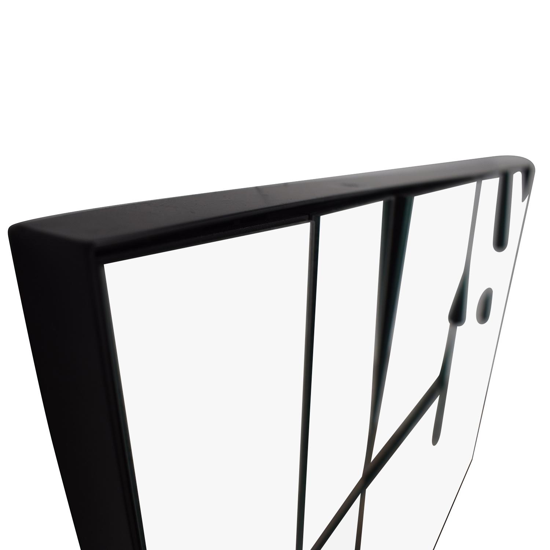 buy CB2 Perspective Wall Mirror CB2 Decor