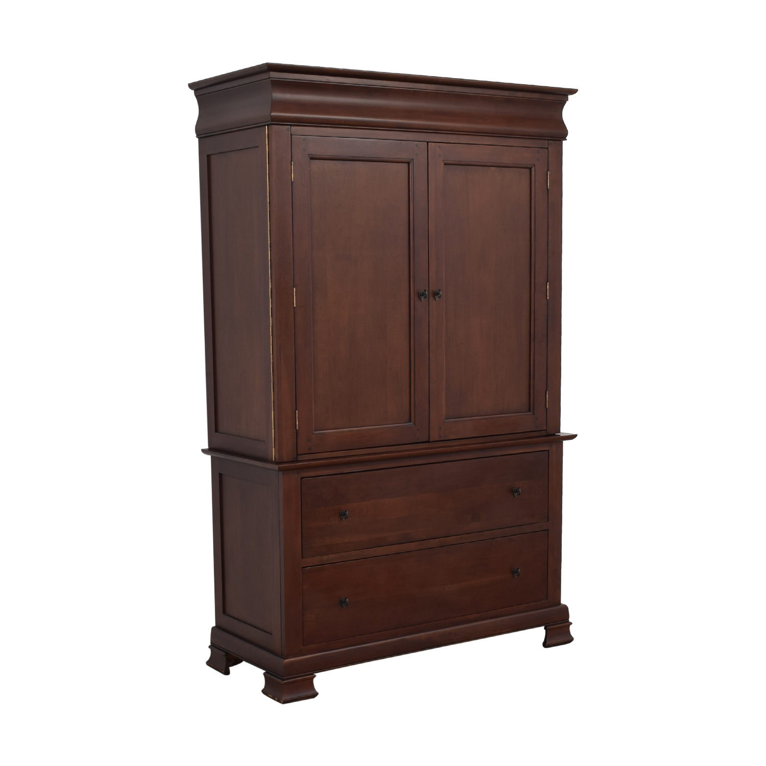 A-America Wood Furniture A-America Wood Furniture Wood Entertainment Armoire coupon