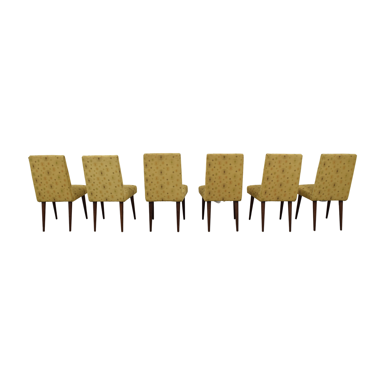 Room & Board Room & Board Multi-Colored Dining Chairs Dining Chairs