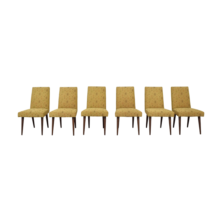 Room & Board Multi-Colored Dining Chairs sale