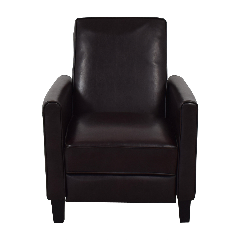 Zipcode Design Zipcode Design Lana Reclining Club Chair discount