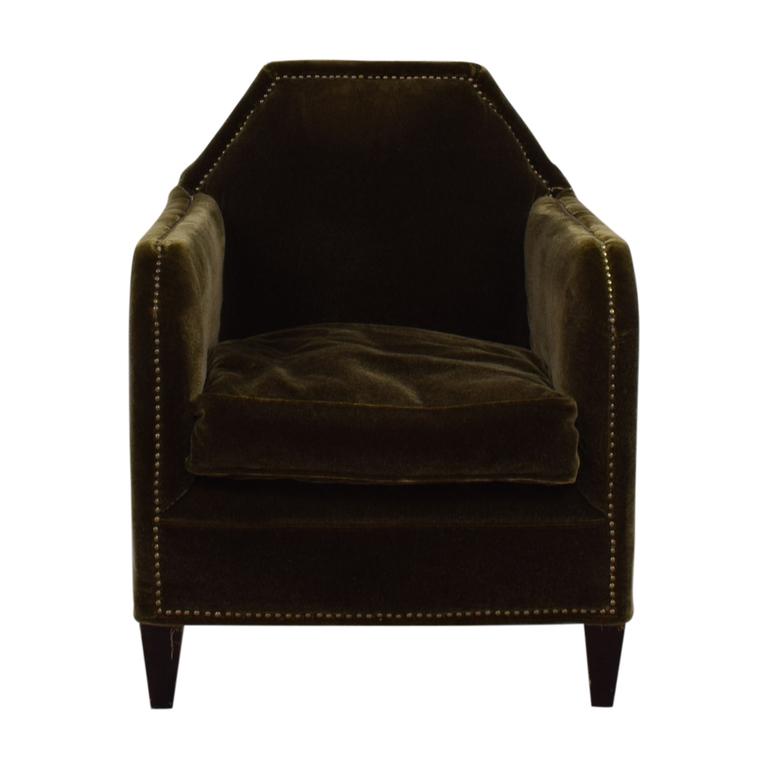 buy ABC Carpet & Home Nailhead Accent Chair ABC Carpet & Home