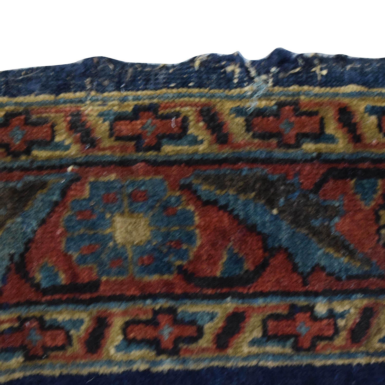 Persian Sarouk Multi-Colored Rug Runner price