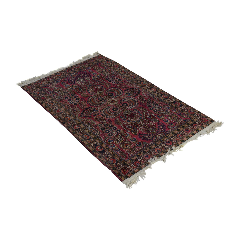 Persian Sarouk Rug price