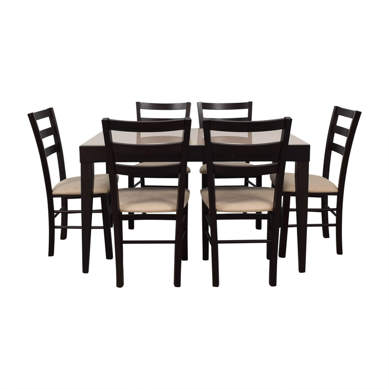 Calligaris Extendable Dining Set sale