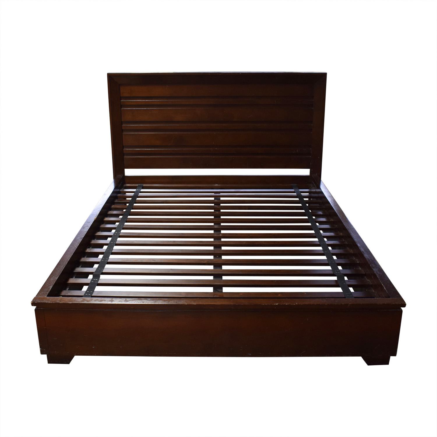 Crate & Barrel Crate & Barrel Queen Bed Frame second hand
