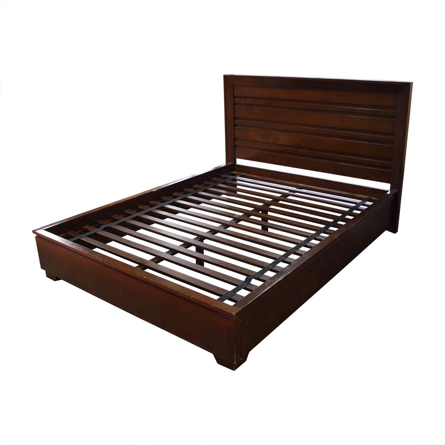 Crate & Barrel Crate & Barrel Queen Bed Frame Beds