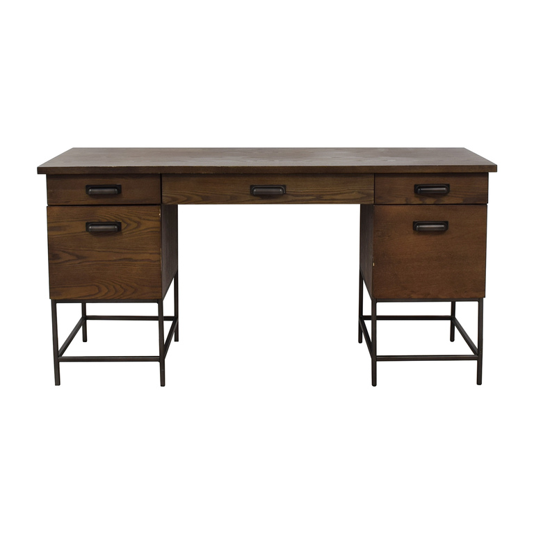 West Elm West Elm Rustic Desk for sale