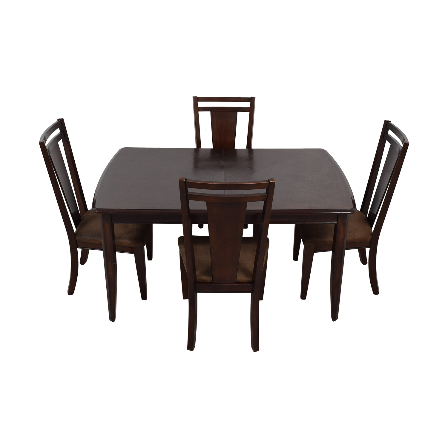 Raymour & Flanigan Extendable Dining Set / Tables