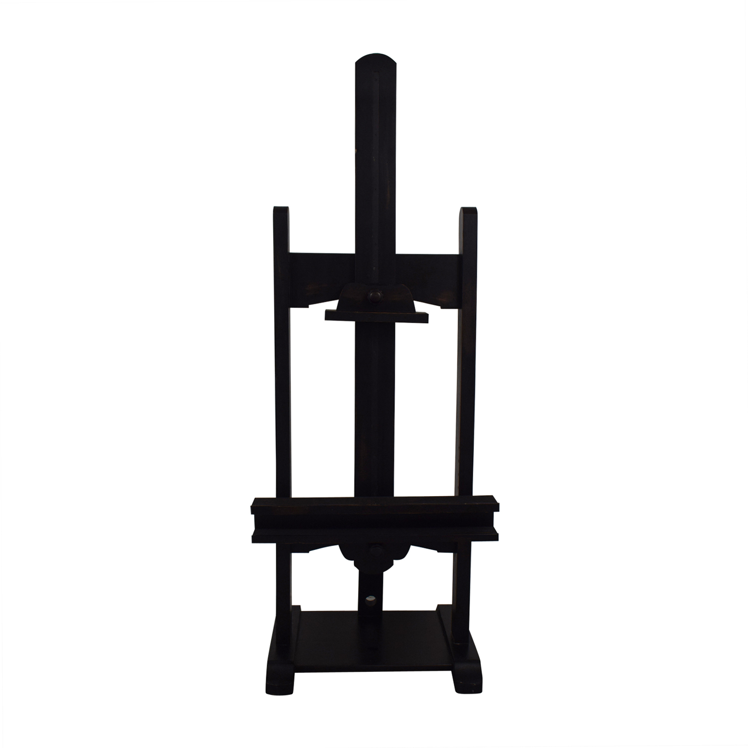 Restoration Hardware Restoration Hardware Wood TV Easel