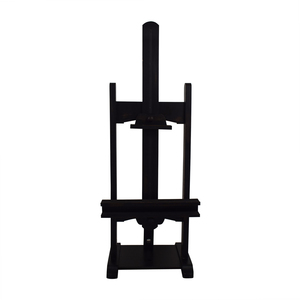 buy Restoration Hardware Wood TV Easel Restoration Hardware