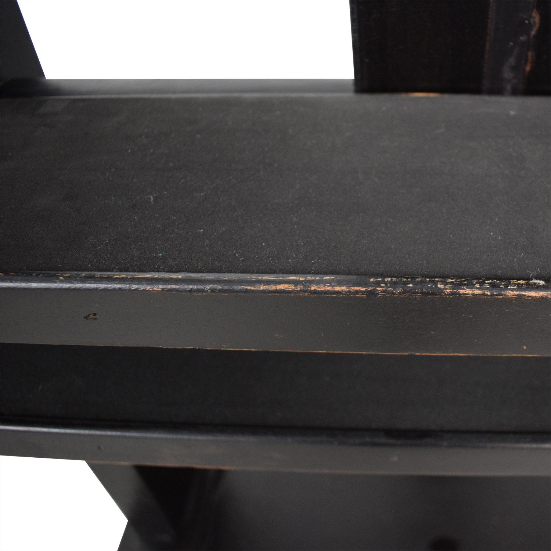 Restoration Hardware Restoration Hardware Wood TV Easel nj