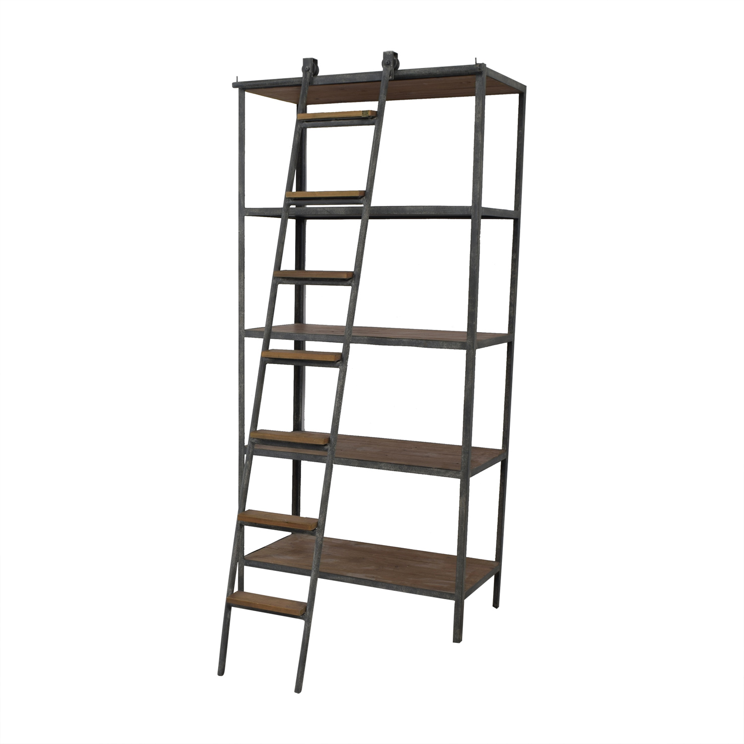 ABC Carpet & Home ABC Carpet & Home Book Shelf with Ladder price