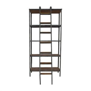 ABC Carpet & Home Book Shelf with Ladder ABC Carpet & Home