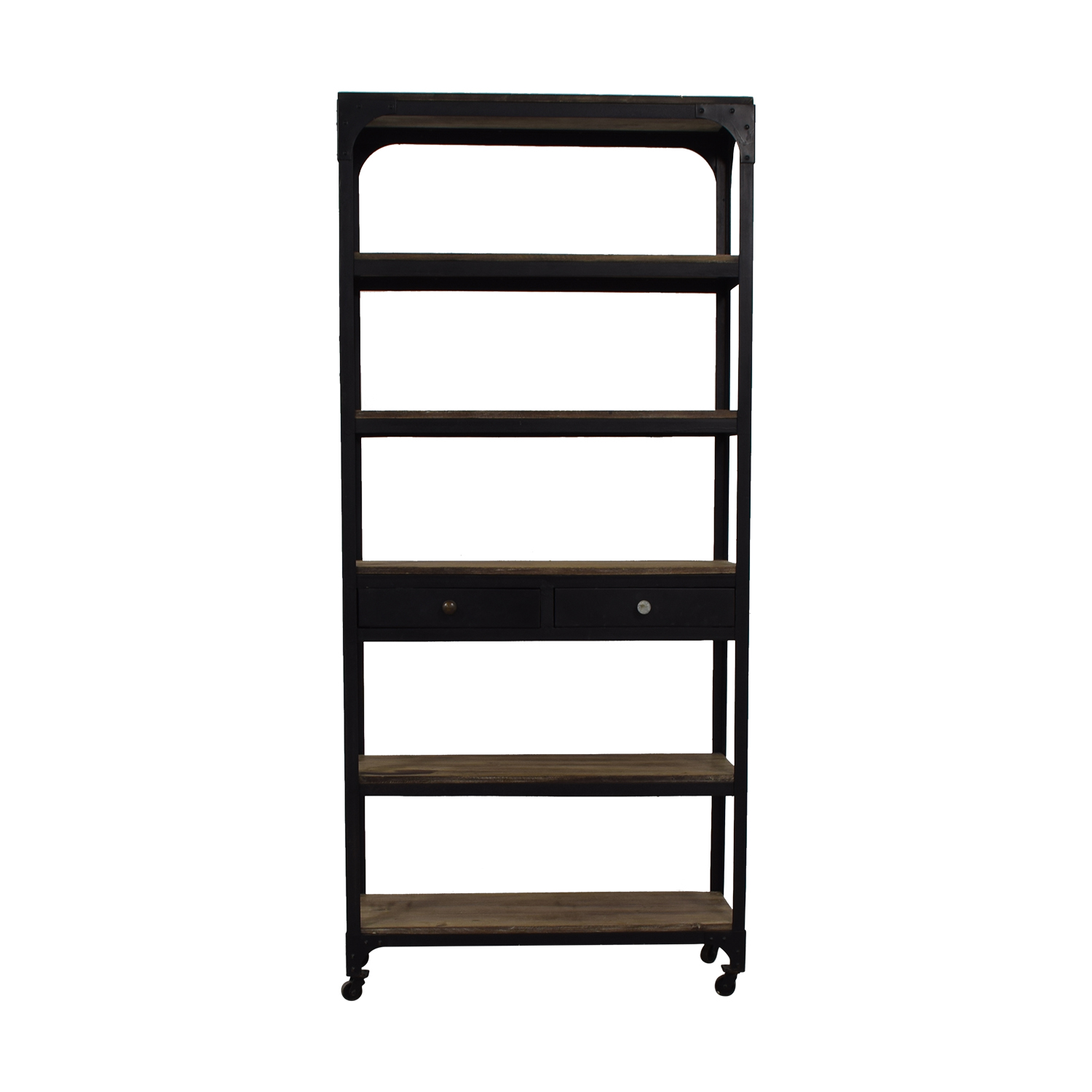 buy Restoration Hardware Bookshelf Restoration Hardware