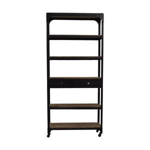 Restoration Hardware Restoration Hardware Bookshelf for sale
