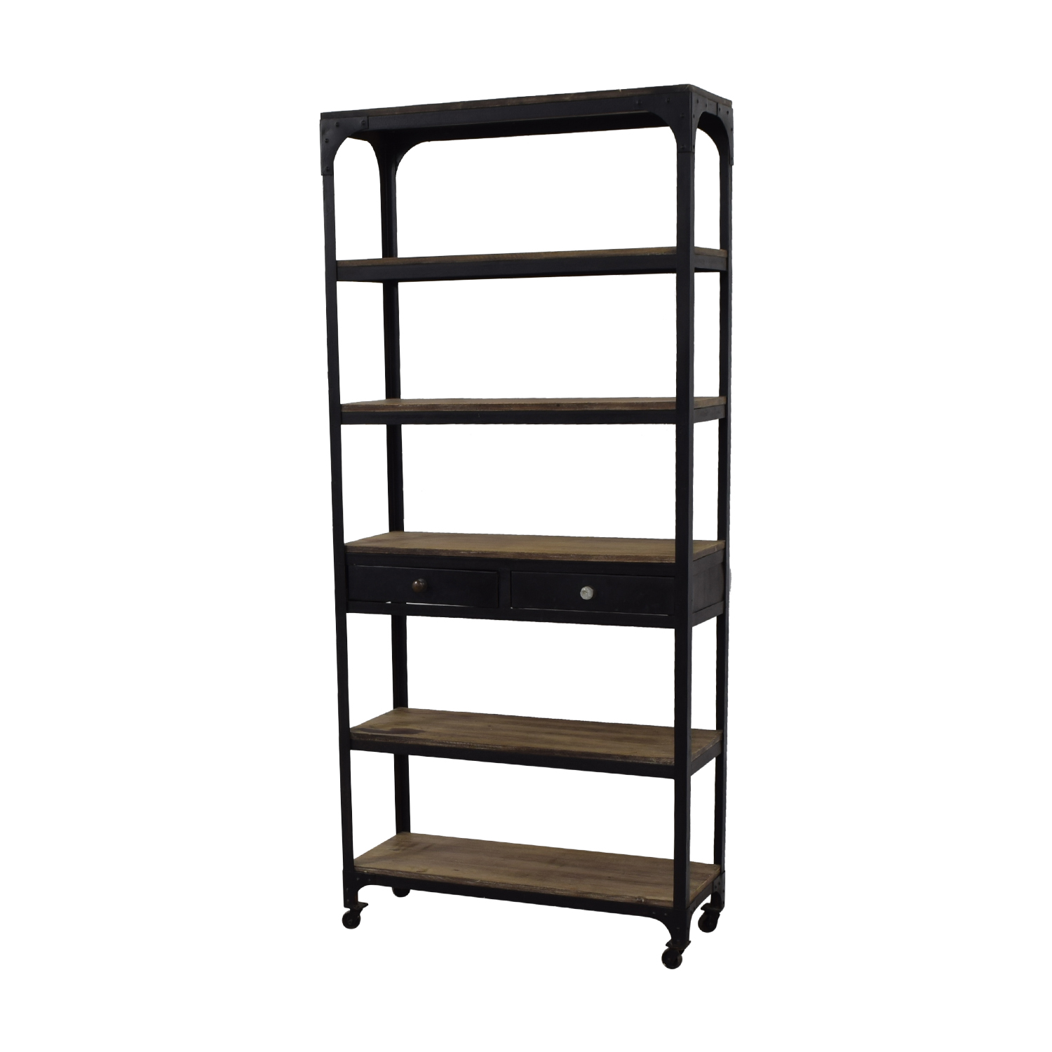 Restoration Hardware Restoration Hardware Bookshelf discount