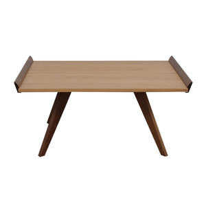 Knoll Nakashima Splay-Leg Coffee Table / Tables