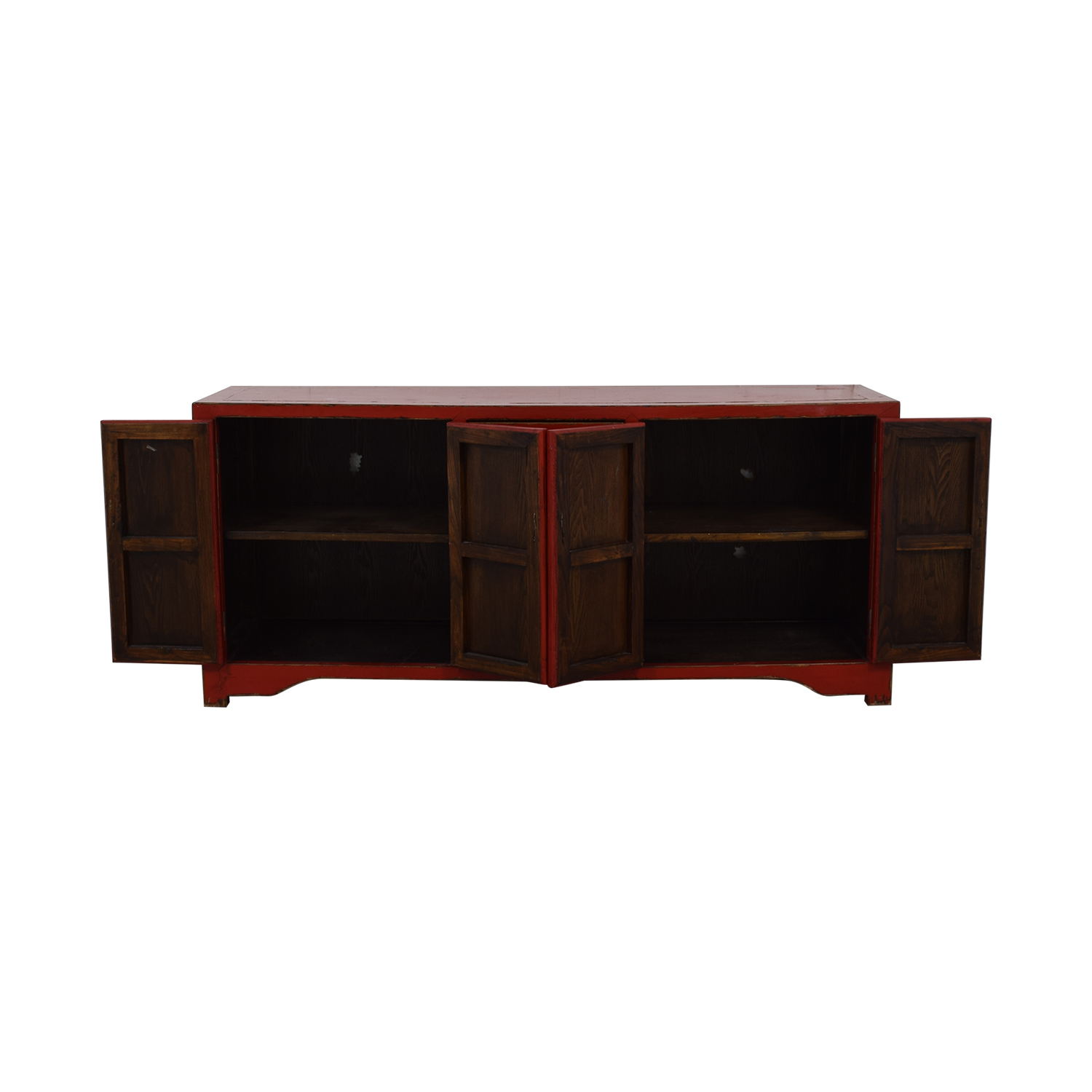 Red Sideboard or Cabinet discount