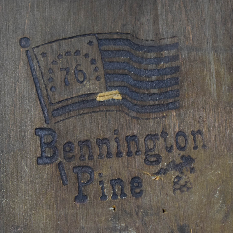 Bennington Pine Extendable Dining Set / Dining Sets