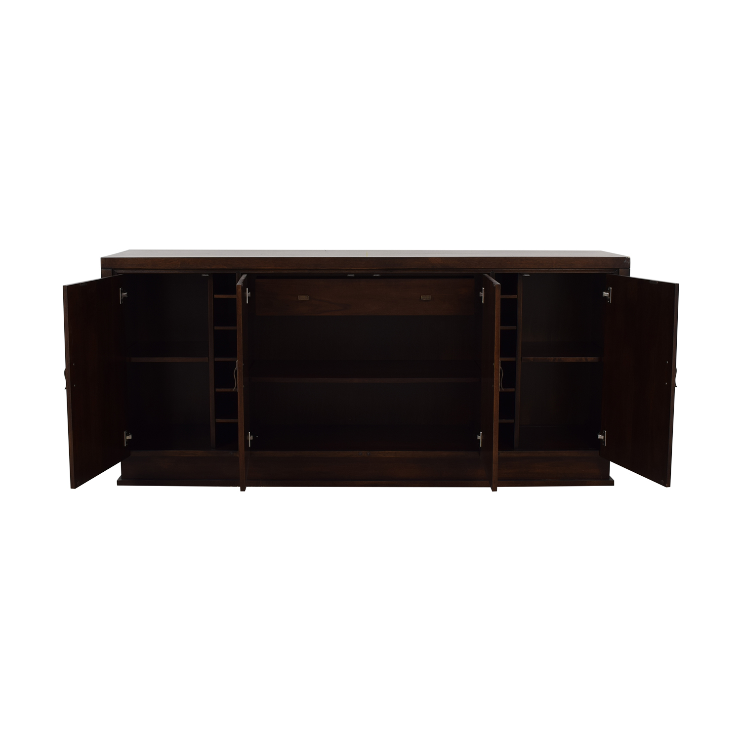 Bernhardt Bernhardt Wood Single Drawer Sideboard coupon