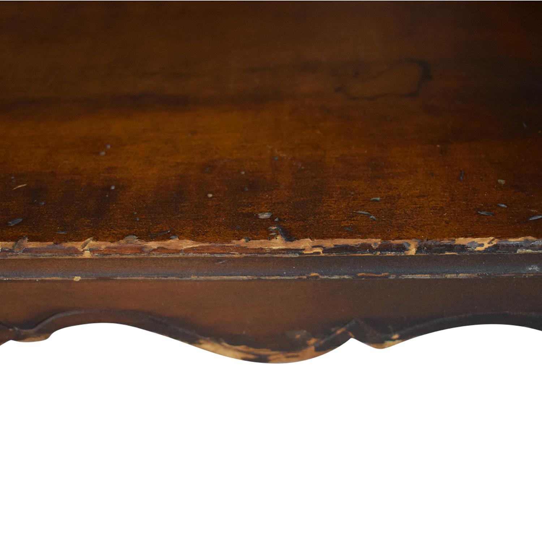 Dovetailed Roman Bookshelves used