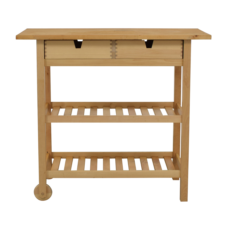 IKEA IKEA Förhöja Kitchen Cart dimensions