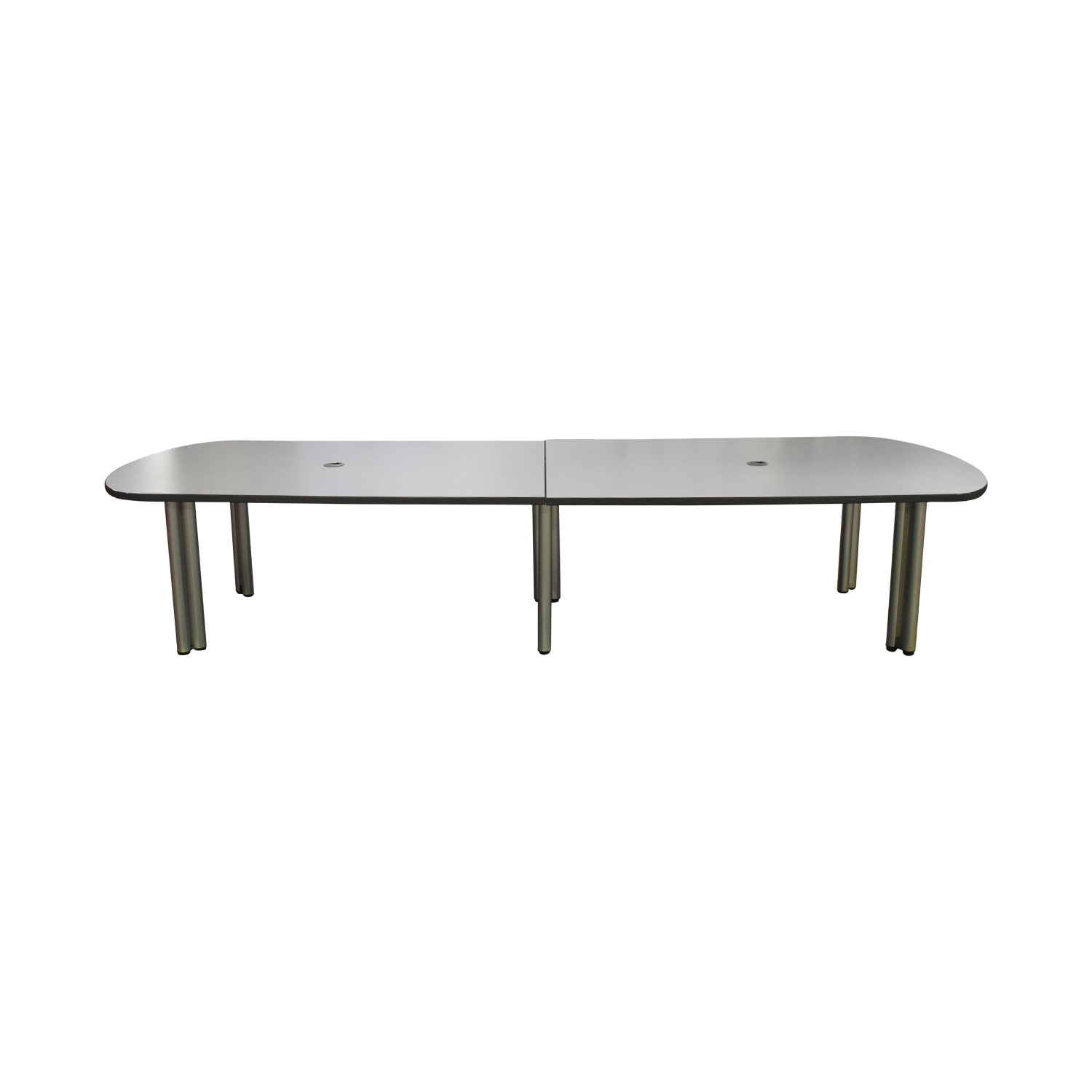 Knoll Knoll White Conference Table on sale
