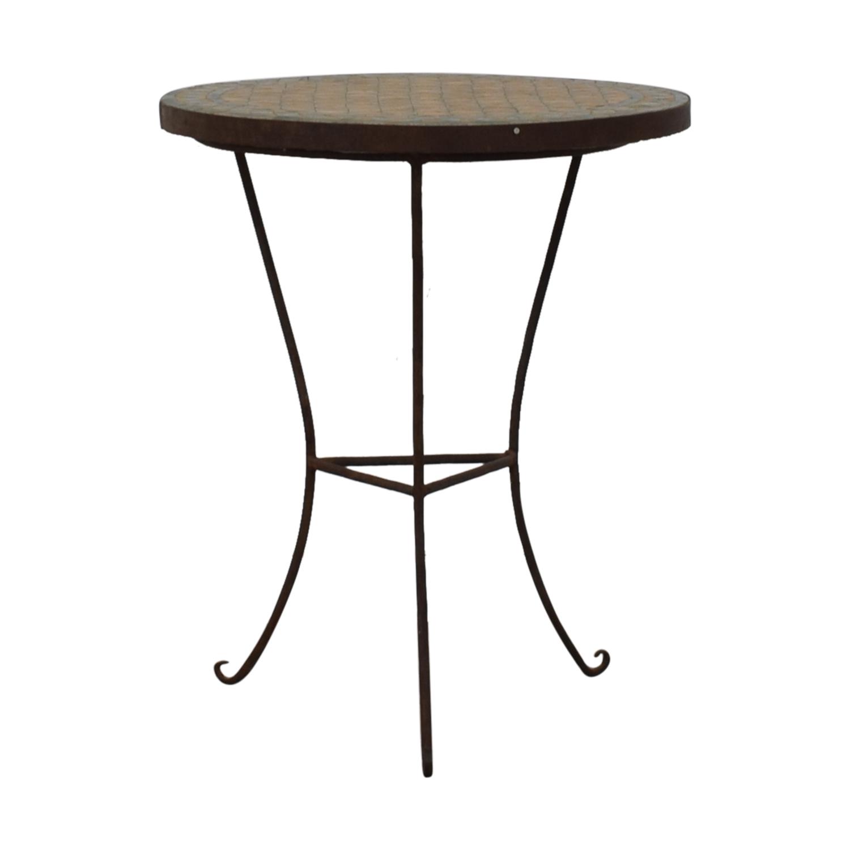 buy Moroccan Tile Table