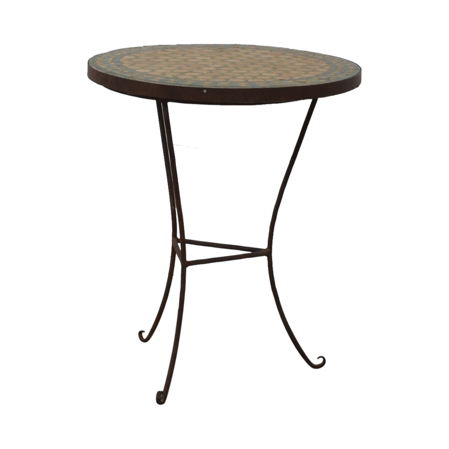 Moroccan Tile Table for sale
