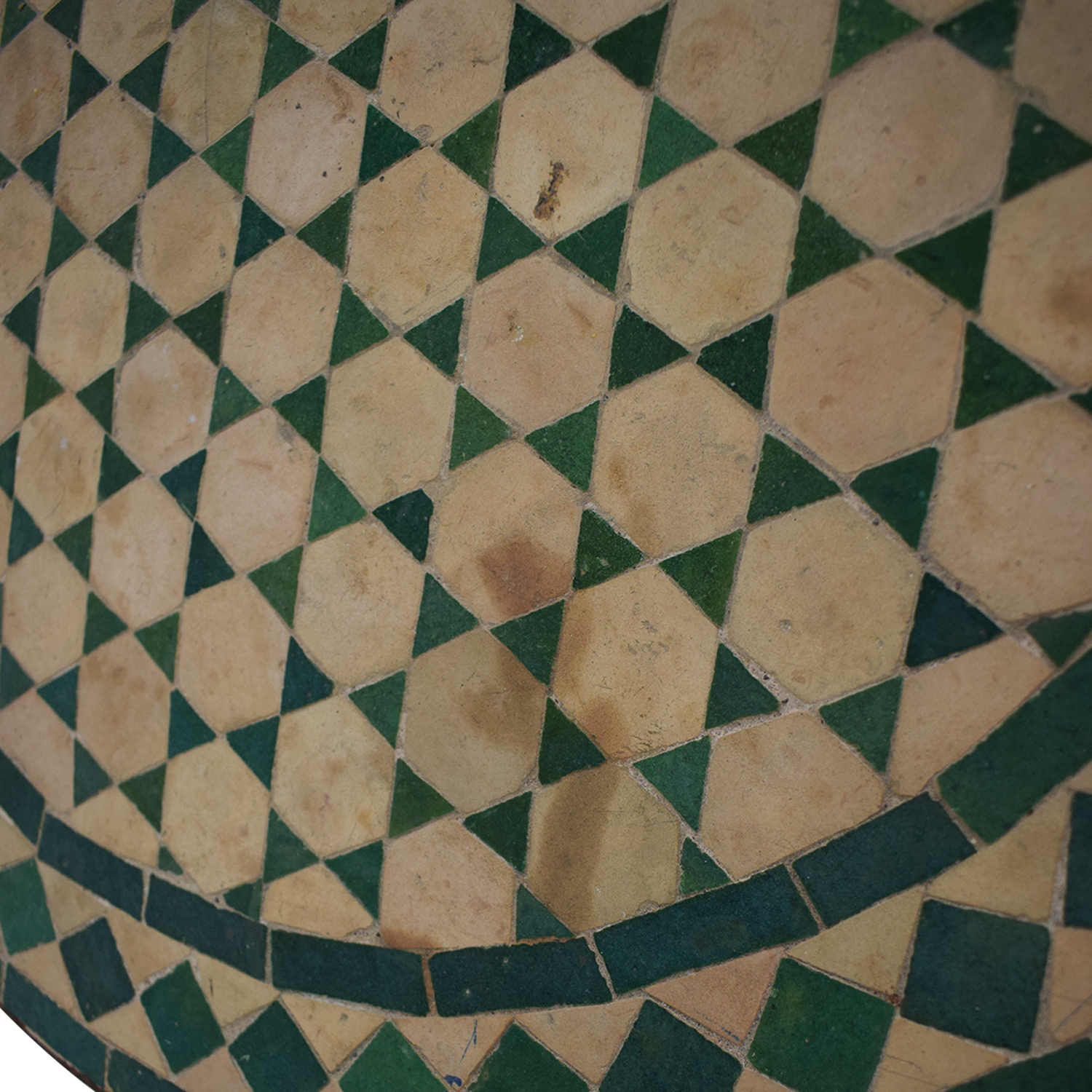 Moroccan Tile Table Tables