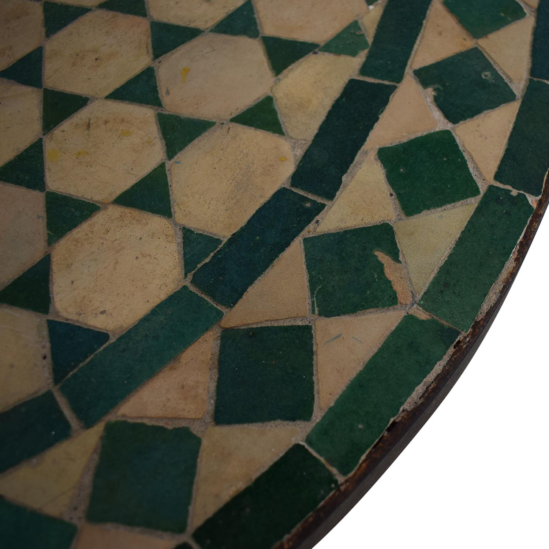 shop Moroccan Tile Table