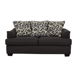 Ashley Furniture Dark Grey Sofa sale