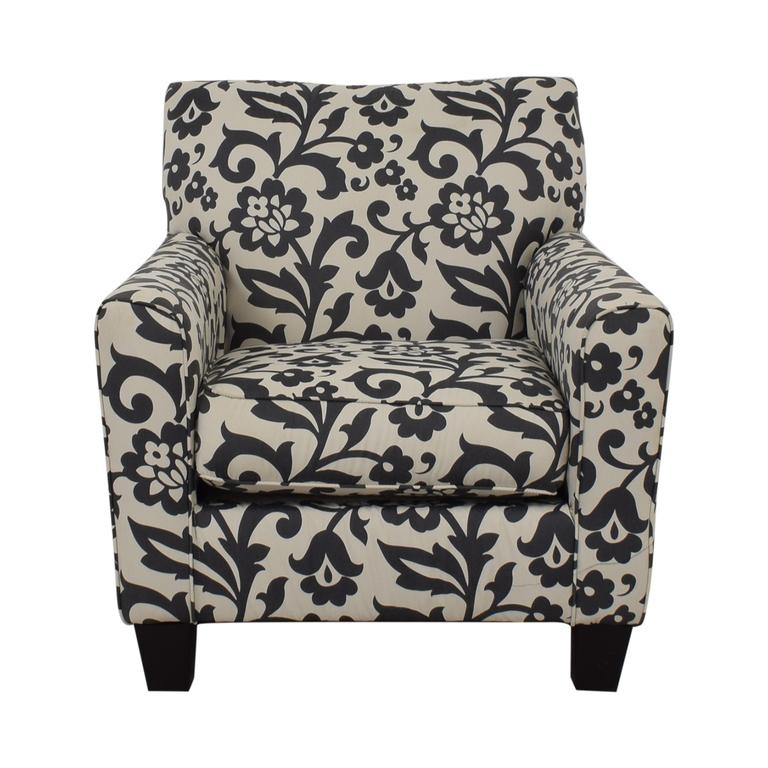 Ashley Furniture Floral Armchair sale