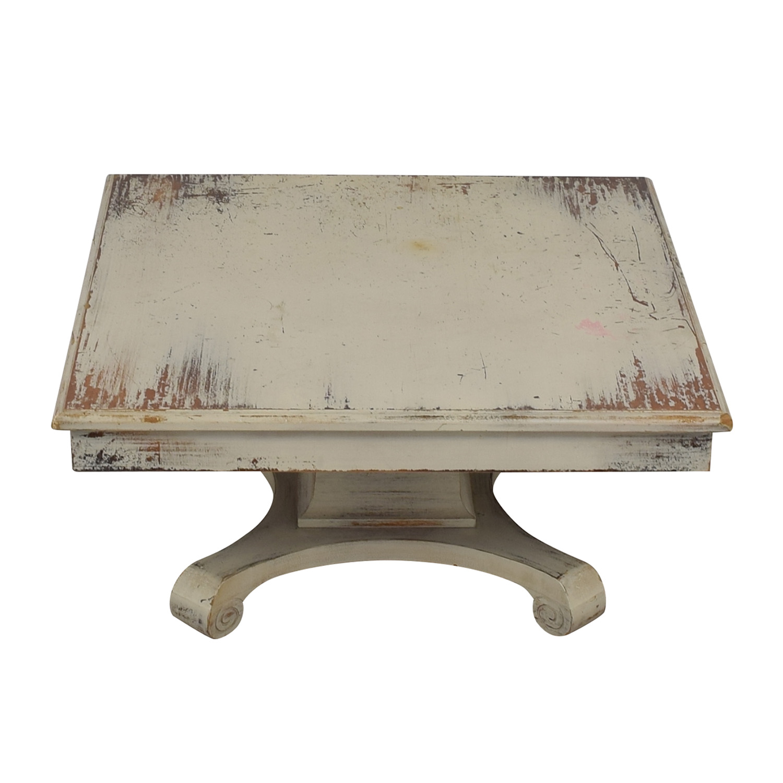 Buying & Design Buying & Design Italian Rustic Coffee Table used