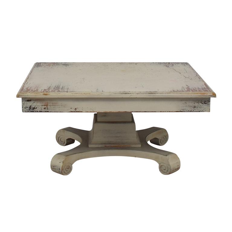 Buying & Design Buying & Design Italian Rustic Coffee Table coupon