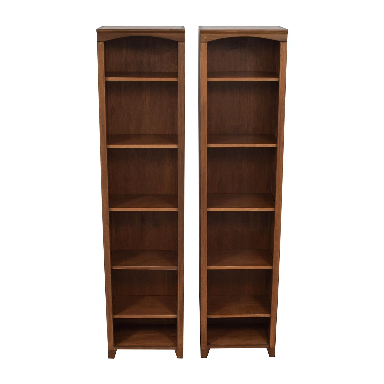 buy  Custom Tall Six Shelf Bookcases online