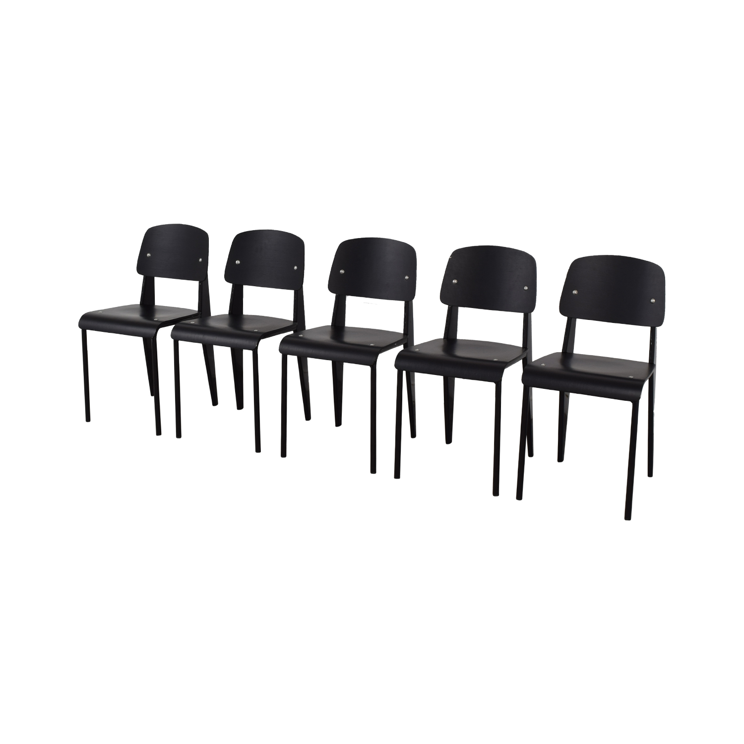 Reproduction Prouve Style Chairs discount