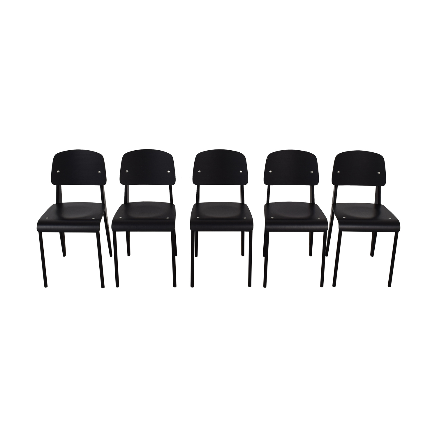 Reproduction Prouve Style Chairs