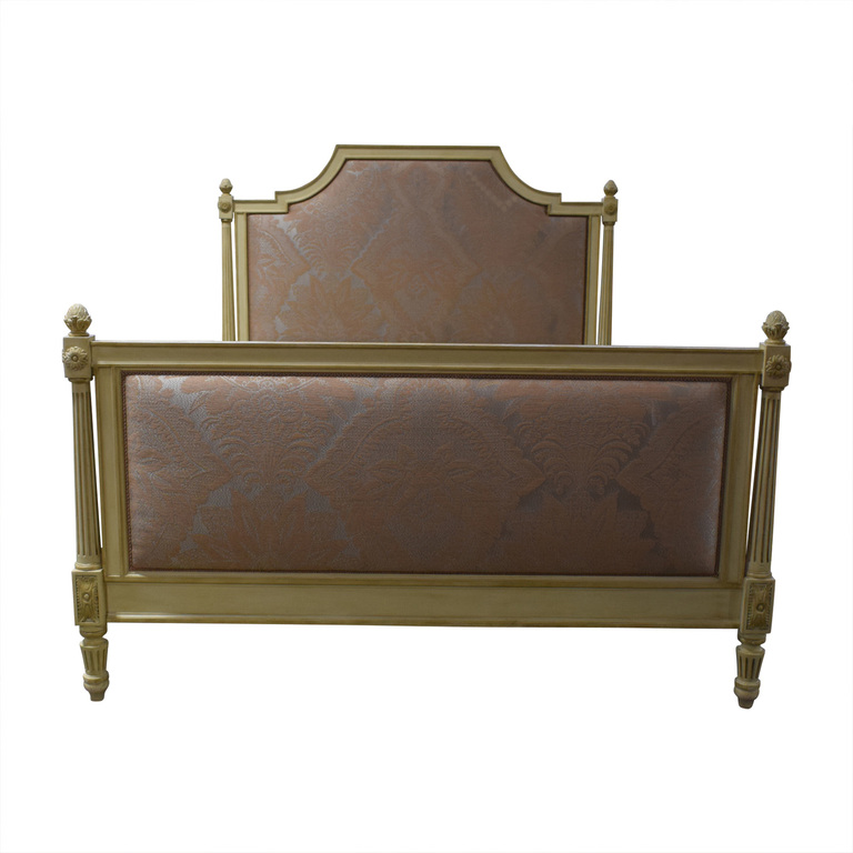Restoration Hardware Restoration Hardware French Queen Bed Frame used