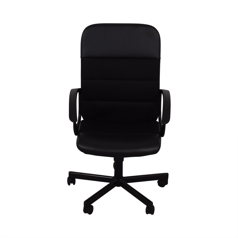 IKEA IKEA Renberget Office Chair Black