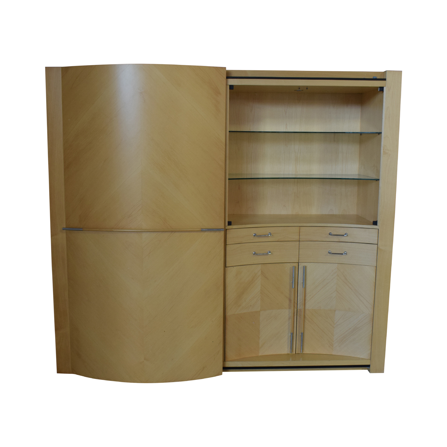 Maurice Villency Maurice Villency Dual Wall Unit used