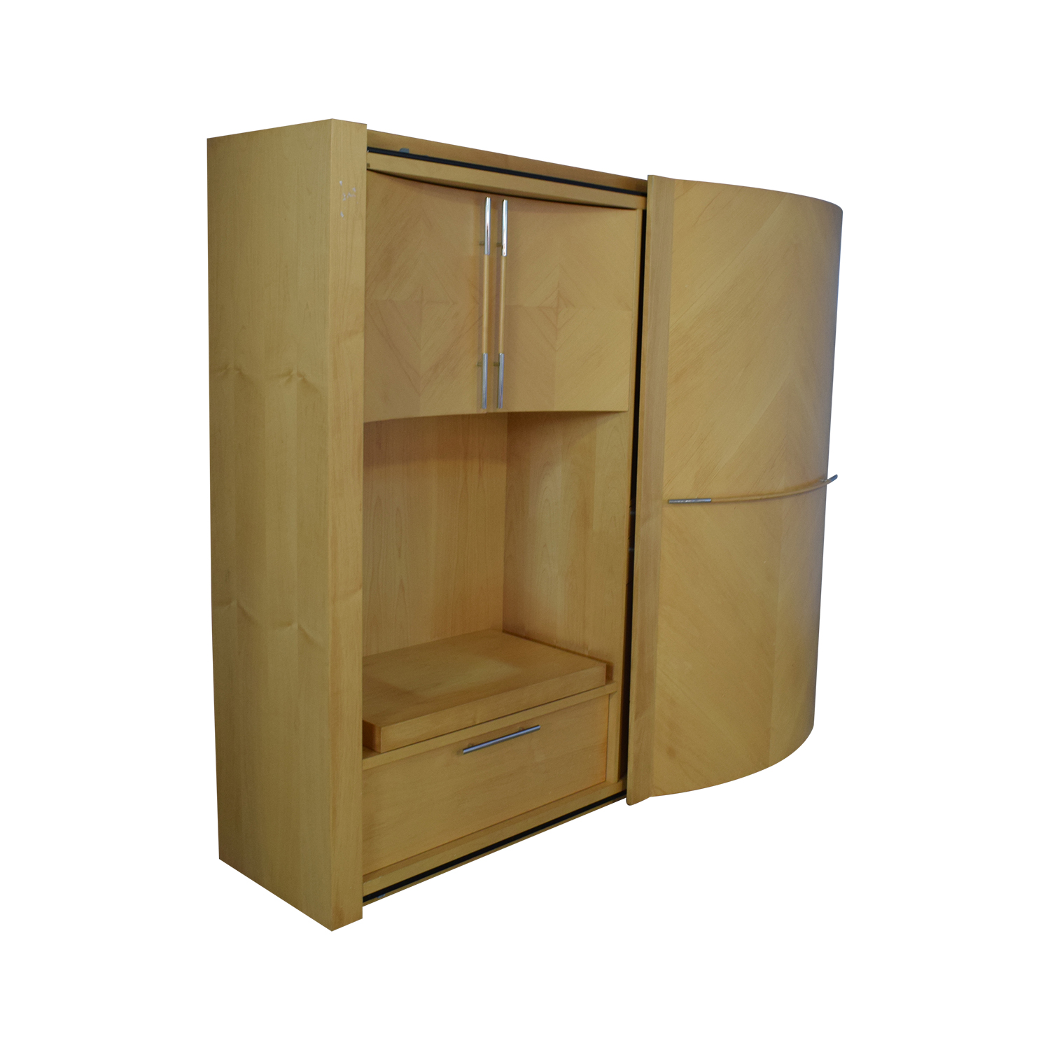 Maurice Villency Maurice Villency Dual Wall Unit dimensions
