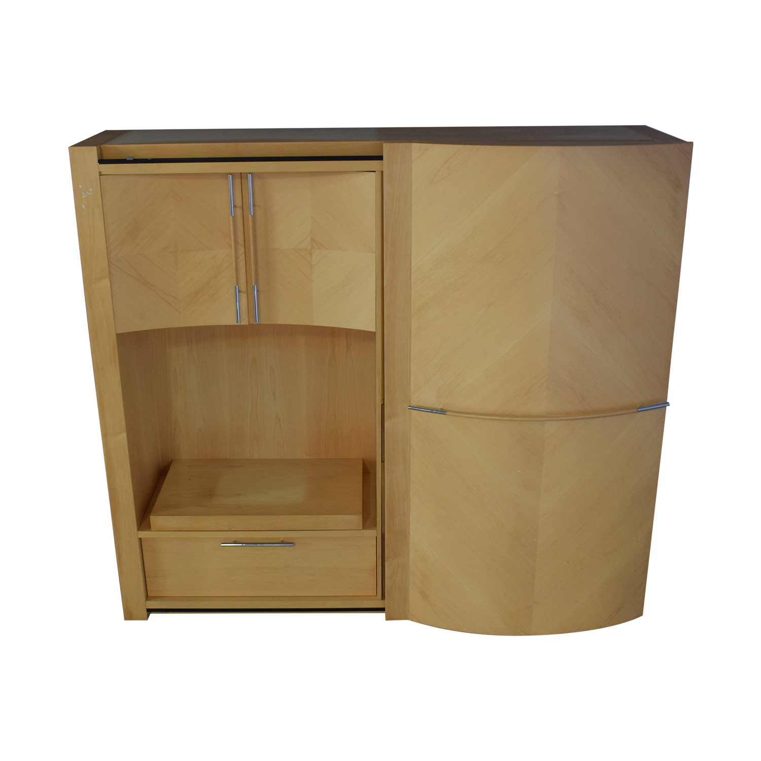 buy Maurice Villency Dual Wall Unit Maurice Villency
