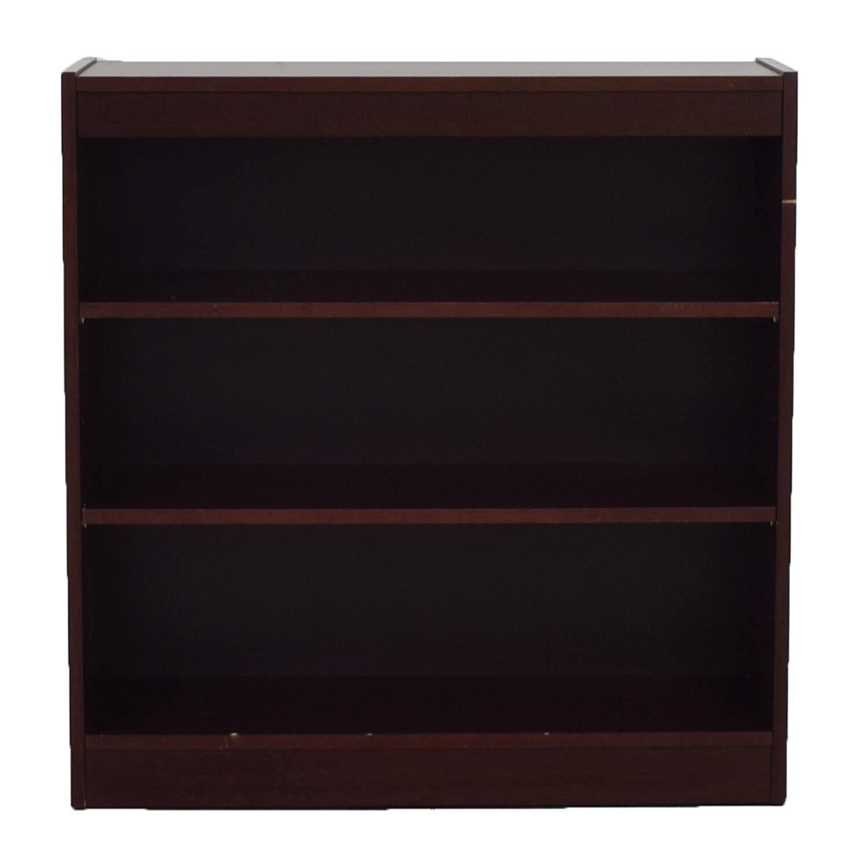 Custom Three Shelf Bookshelf sale
