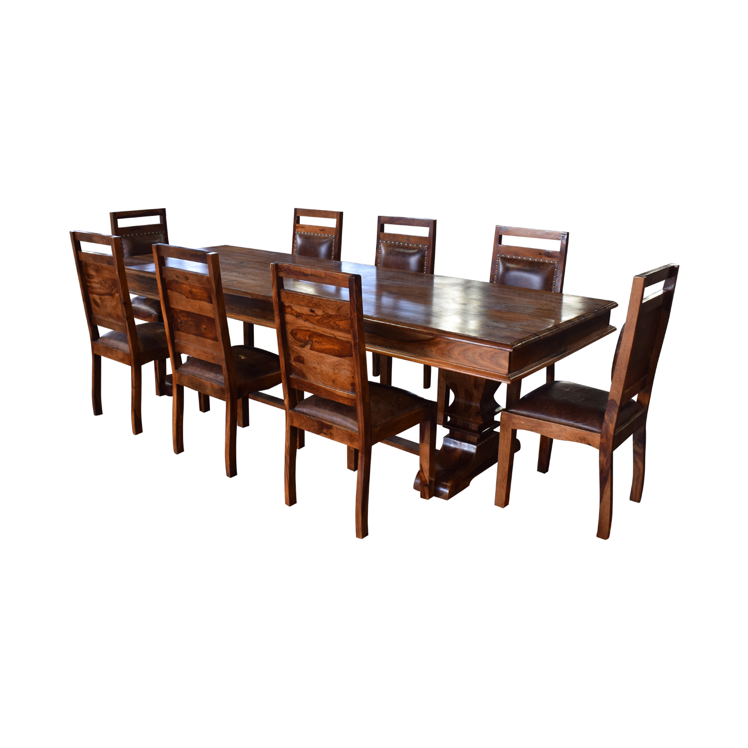 Sierra Living Concepts Wood Dining Set Sierra Living Concepts