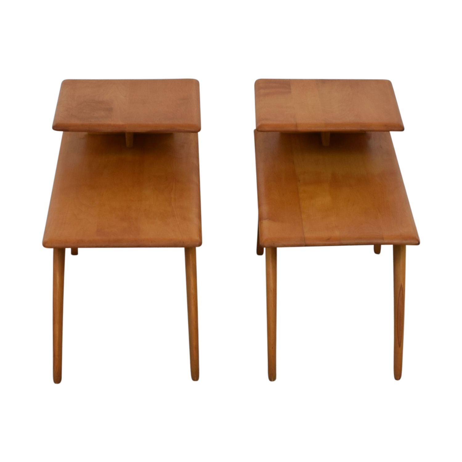 buy Heywood Wakefield Wood End Tables Heywood Wakefield End Tables