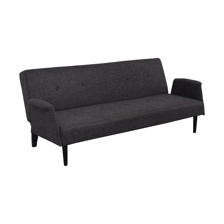 buy Mid-Century Tufted Sofa  Classic Sofas