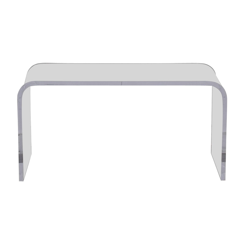 Acrylic Coffee Table / Tables