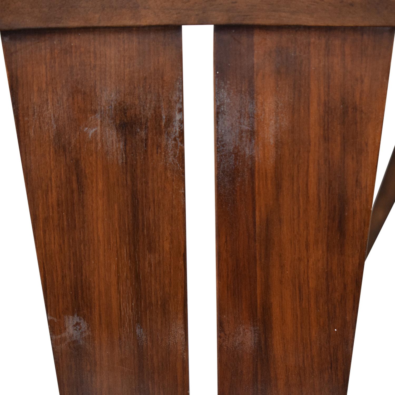 Bernhardt Bernhardt Wood Dining Set brown